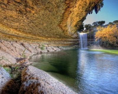 The Incredible Hamilton Pool Nature Preserve in Texas, USA