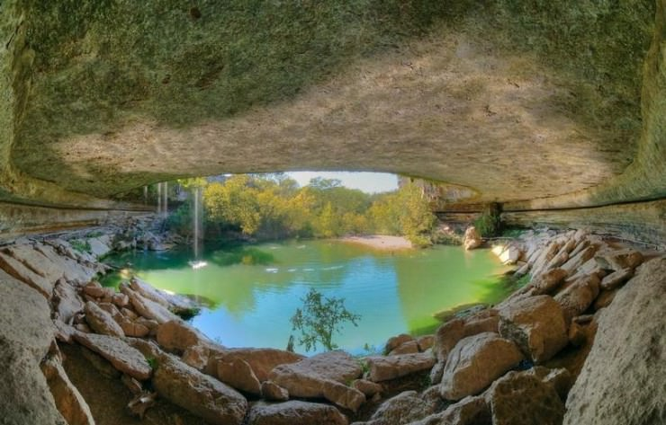 Hamilton Pool Nature Preserve