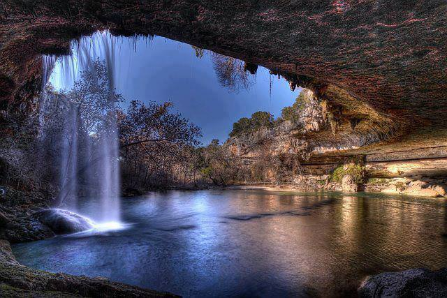 The Incredible Hamilton Pool Nature Preserve In Texas Usa Places To See In Your Lifetime