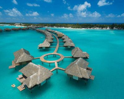 Bora Island French Polynesia