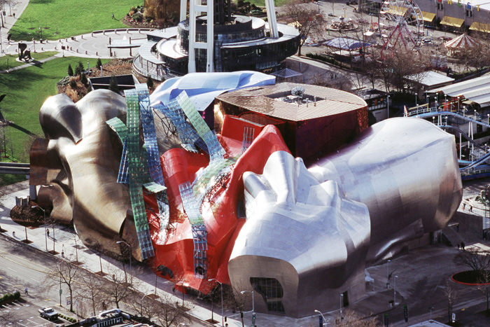 Experience Music Project (EMP) in Seattle