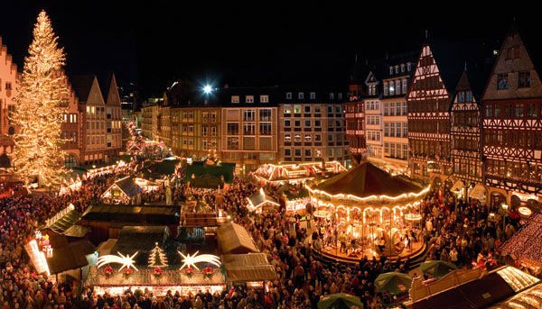 best places to visit in europe at winter - Best European Cities For Christmas