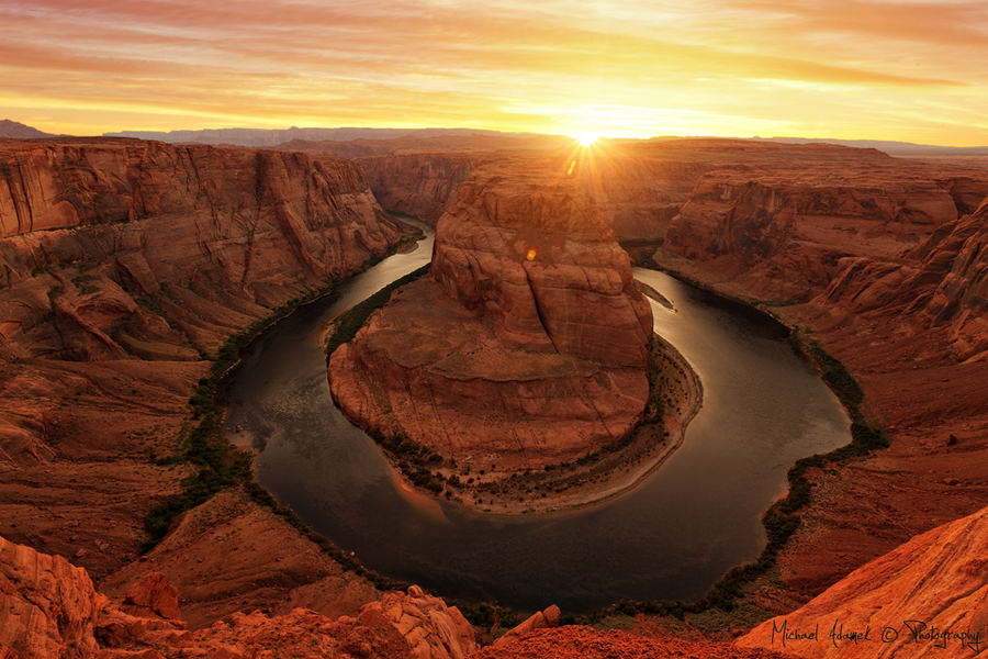 Horseshoe Bend in Arizona – Good Spot for Travel Photography
