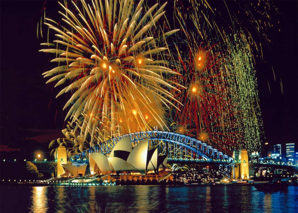 The Best Places to Celebrate New Year's Eve