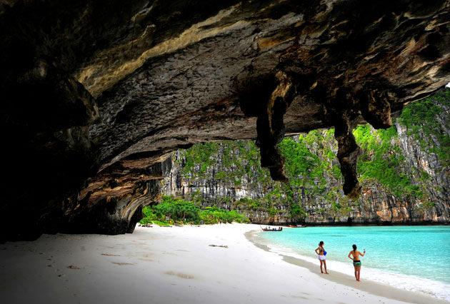 Phi Phi Islands in Thailand