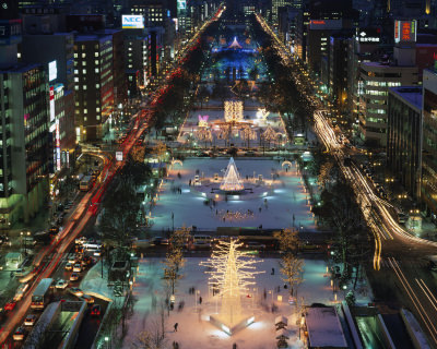 Places to Visit in Japan: Sapporo City