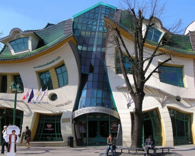 Top 10 World's Strangest Buildings