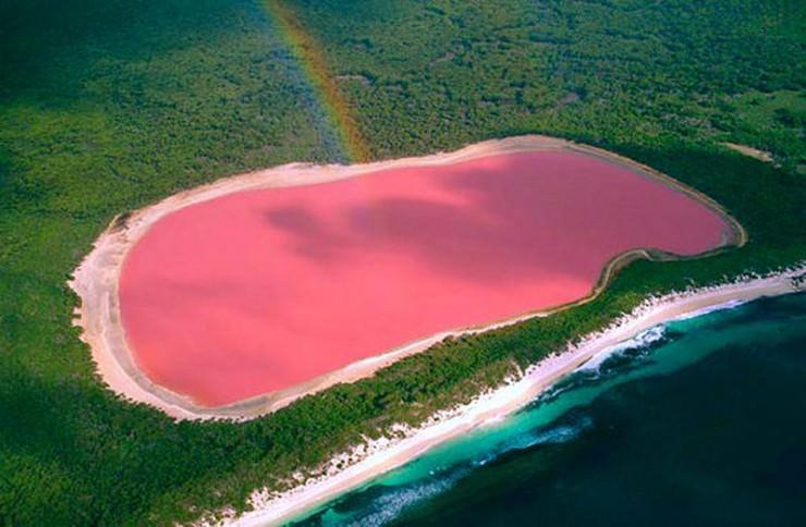دریاچه های پینک