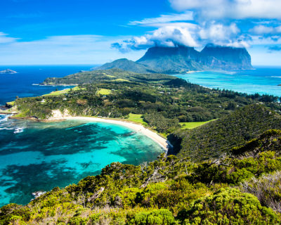 Amazing Lord Howe Island In Australia
