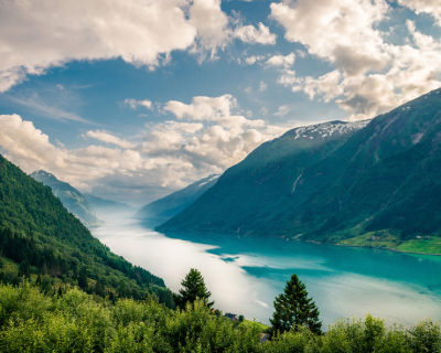 Sognefjord – the Largest Fjord in Norway