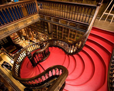 The Most Beautiful Bookstore in Porto
