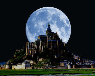 A Pilgrimage to Mont Saint-Michel