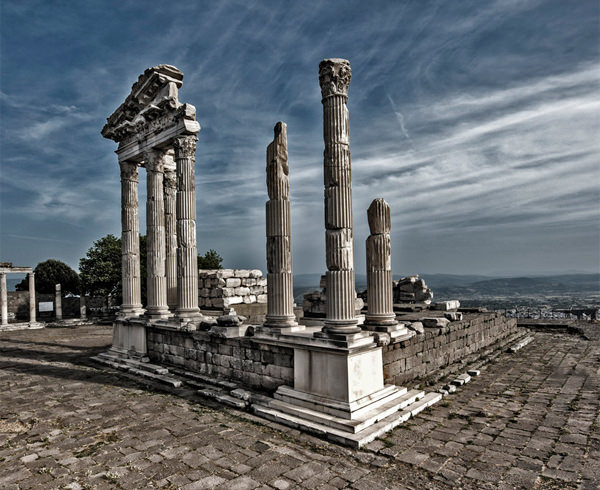 Pergamon, Bergama, Turkey