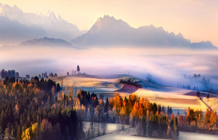 Top 20 Breathtaking Natural Locations
