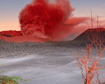 Mount Bromo – Active Volcano in Java