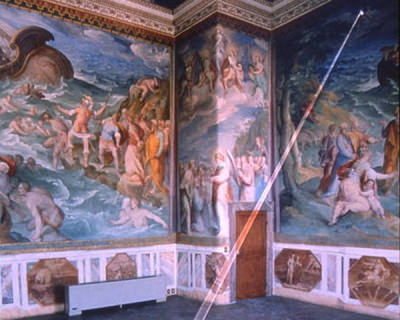 The Secret of Vatican's Tower of Winds