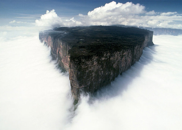 The Edge of the World in South America