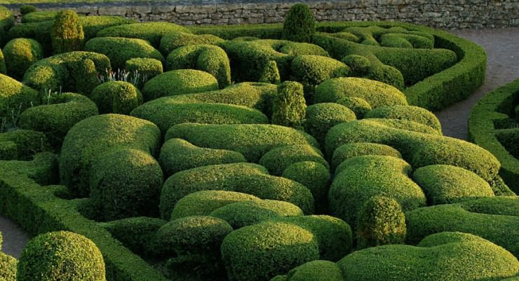 The Château and gardens Of Marqueyssac, France (4)