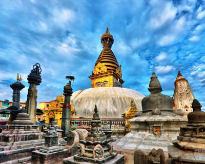 A Spiritual Journey to Kathmandu