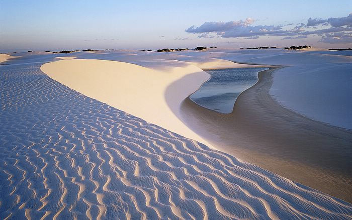 Incredible Desert Lagoons