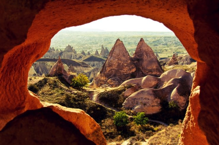 Cappadocia, Central Anatolia, Turkey
