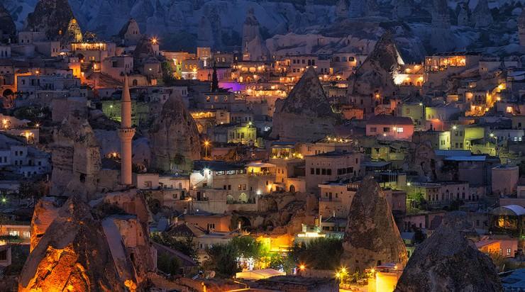 کاپادوکیا، آناتولی مرکزی، ترکیه