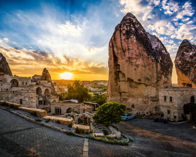 Cappadocia – the City of Fairy Chimneys