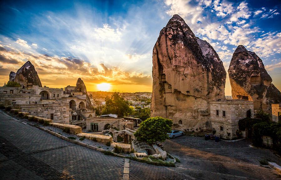 Cappadocia – the City of Fairy Chimneys