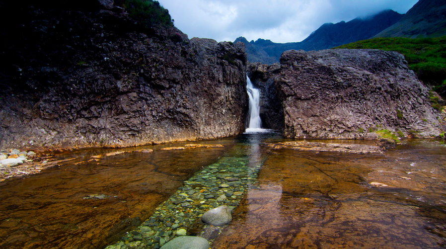 Beautiful Fairy Pools In Scotland Places To See In Your Lifetime
