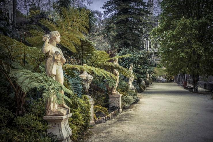 Gorgeous Quinta da Regaleira Palace in Sintra