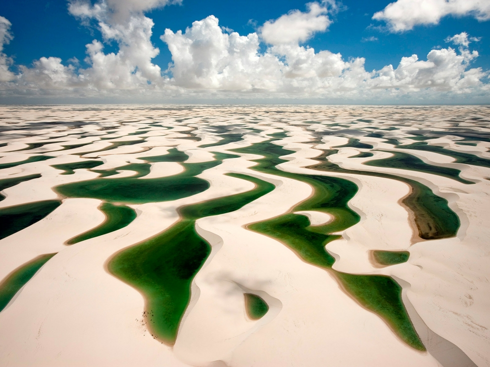 Top 10 Unusual Natural Wonders