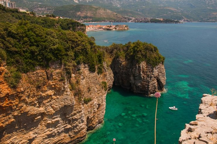 The Beautiful Coast of Montenegro