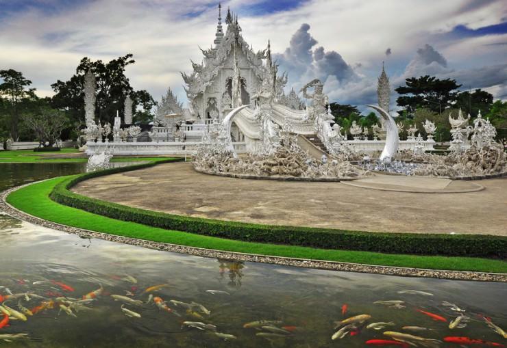 وات روانگ خون، چیانگ رای، تایلند