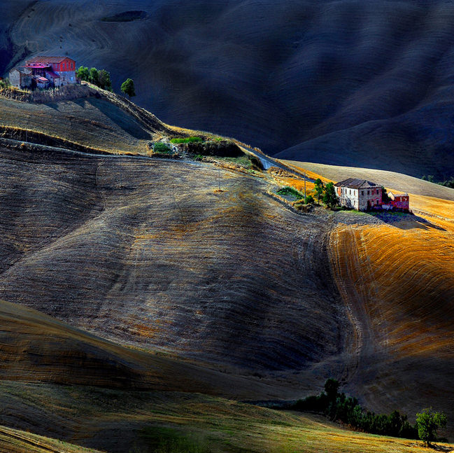 Picturesque Landscapes of Tuscany