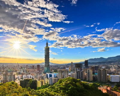 Embrace Multicultural Hustle and Bustle in Taipei, Taiwan