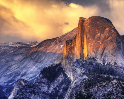 An Exciting Hike to Half Dome in Yosemite, USA