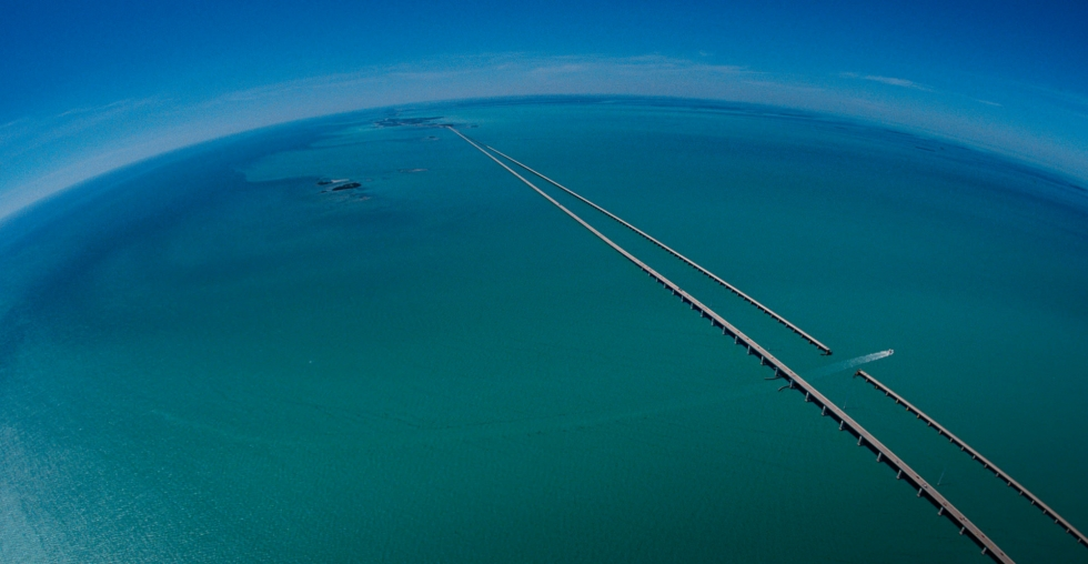 The Seven Mile Bridge In Florida USA Places To See In Your Lifetime - Longest bridge in the usa