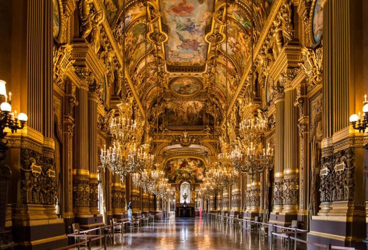 Top 10 Sites in Paris