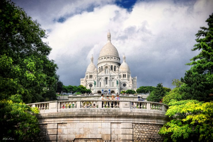 Top 10 Sites in Paris