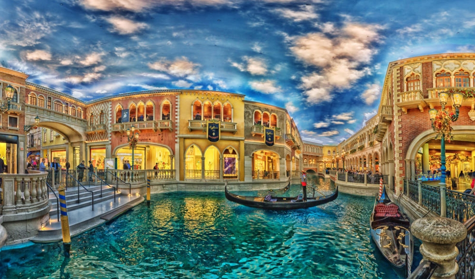 The Exciting Venetian Resort in Las Vegas, USA