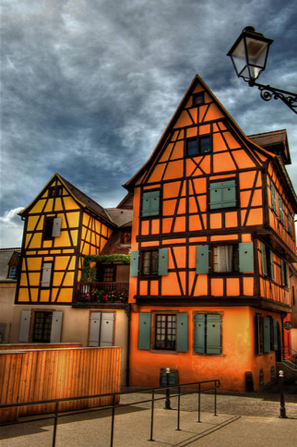 Have a Romantic Weekend in Fabulous Colmar, France