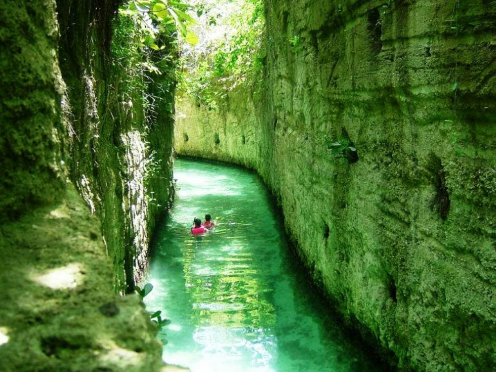 Xcaret – a Mayan Themed Water Park in Mexico