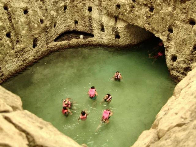 Xcaret - a Mayan Themed Water Park in Mexico