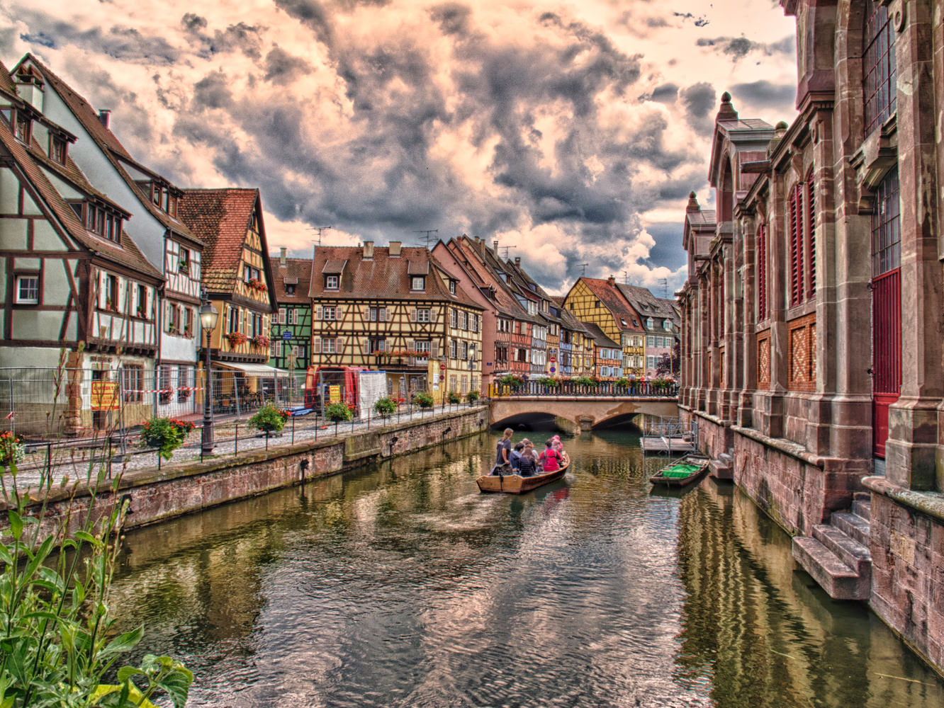 Have a romantic weekend in fabulous colmar france for Colmar pictures