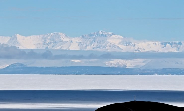 The Out of This World Experience in McMurdo Sound, Antarctica