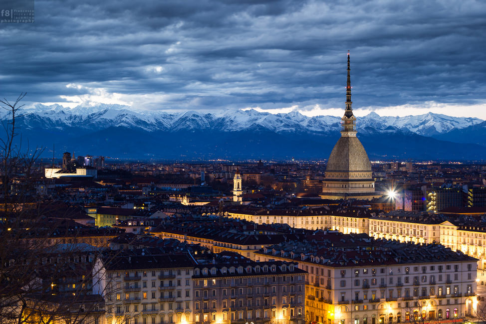 Mole Antonelliana – the Tallest Museum in the World in Turin, Italy