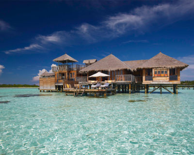 Divine Vacation in Gili Lankanfushi Resort, Maldives