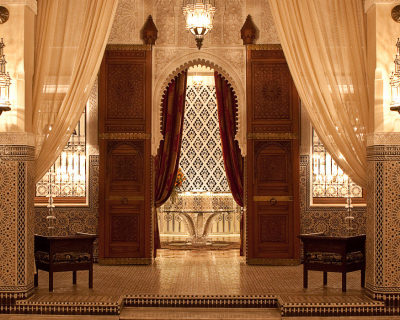 Royal Mansour – a Royal Stay in the Heart of Marrakech, Morocco