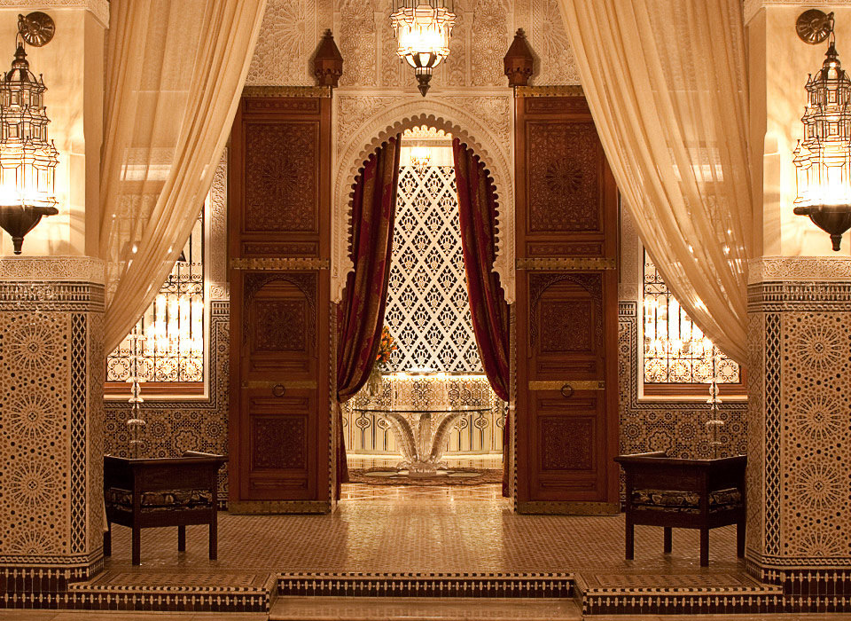 Royal Mansour A Royal Stay In The Heart Of Marrakech