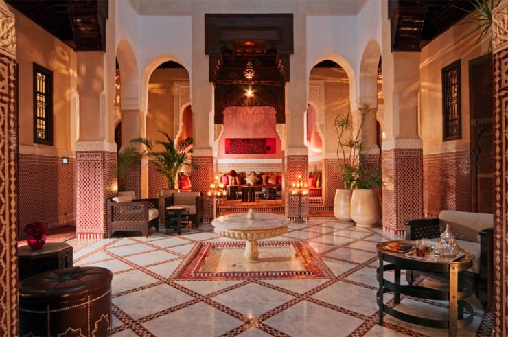 Royal Mansour - a Royal Stay in the Heart of Marrakech, Morocco